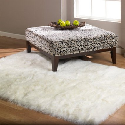 faux fur carpet efutro (1)