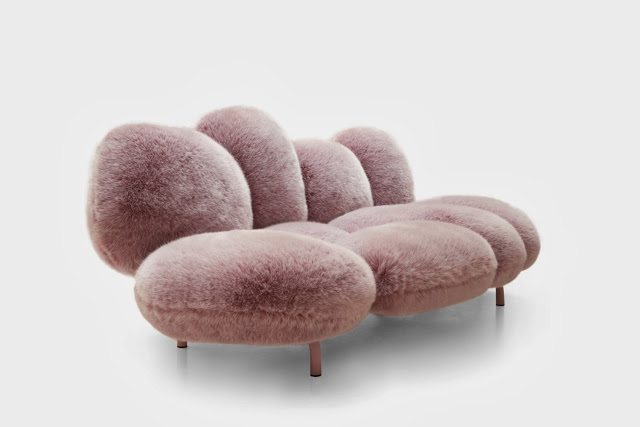 pouf chair faux fur efutro (1)