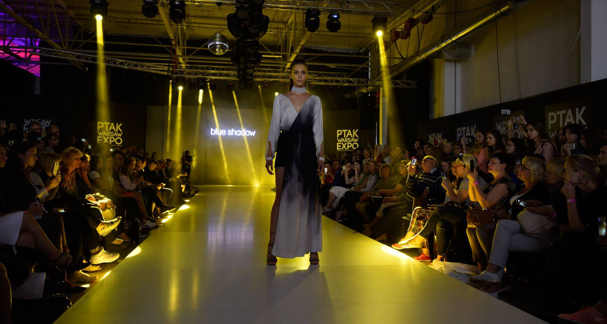 pokaz Blue Shadow, fot. Warsaw Fashion Week