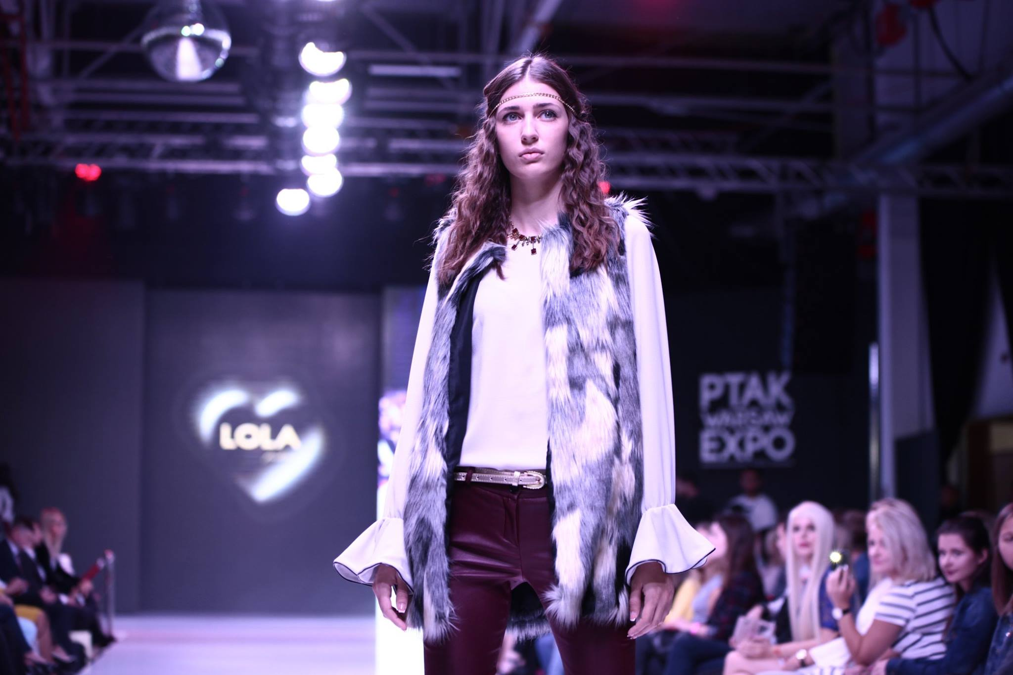 pokaz LOLA Fashion, fot. Warsaw Fashion Week