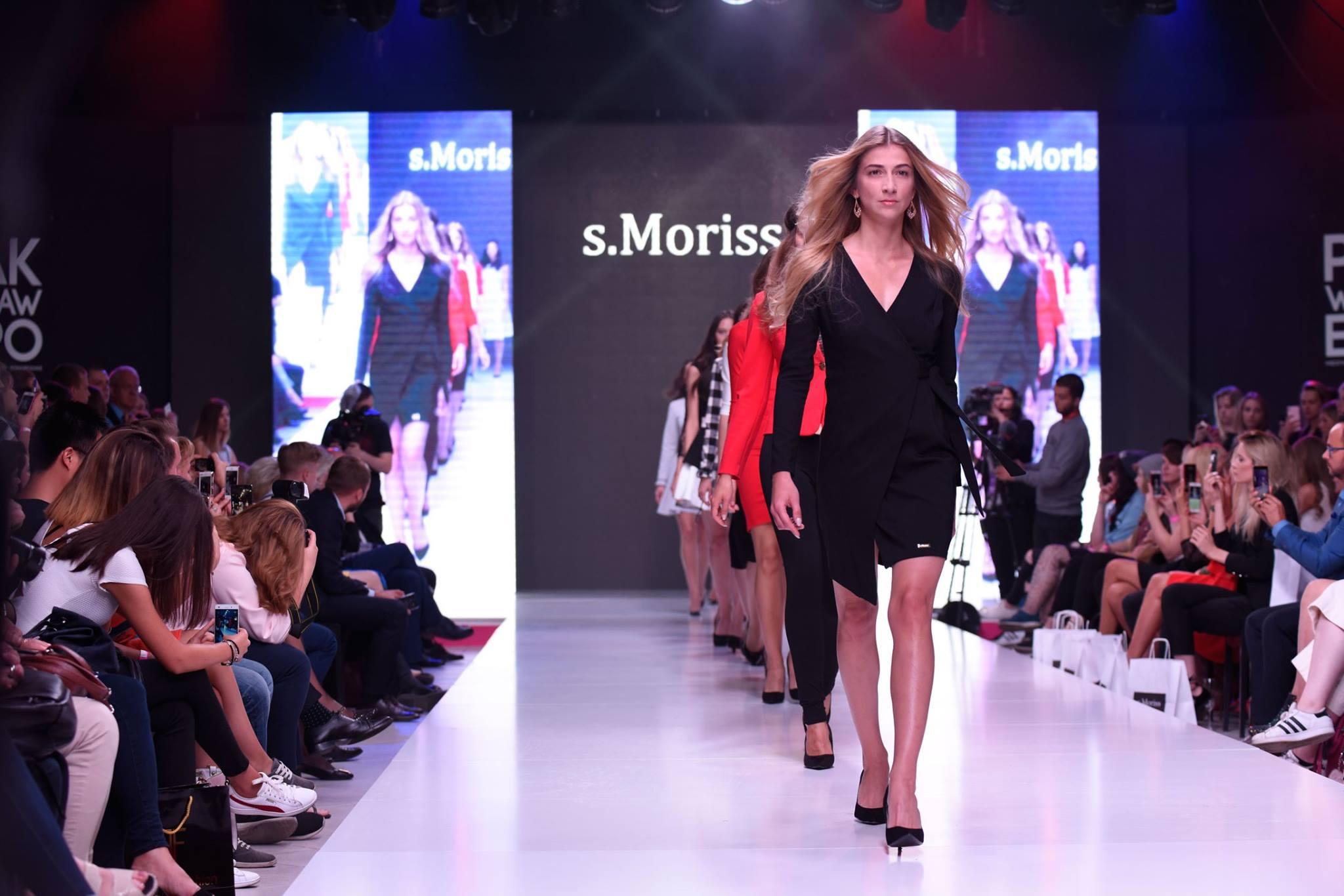 pokaz S. Moriss, fot. Warsaw Fashion Week